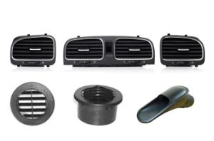 Custom Equipment Plastic Air Outlet