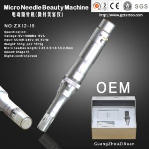 Limited Edition Rechargeable Portable Microneedle Therapy System OEM Supply Derma Pen pictures & photos