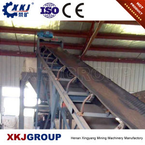 Low Noise and Little Dust Pollution Rubber Conveyor Belt pictures & photos