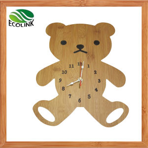 Bamboo Wall Clock / Art Clock for Home Decoration pictures & photos