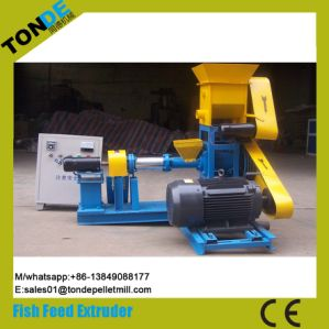 Ce Automatic Pet Dog Feed Pellet Production Line Extruder pictures & photos