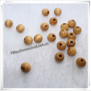 Round Natural Wooden Bead (IO-wa026) pictures & photos