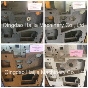 Qingdao Haijia Machinery Double Pump Four Nozzle Dobby Water Jet Loom pictures & photos