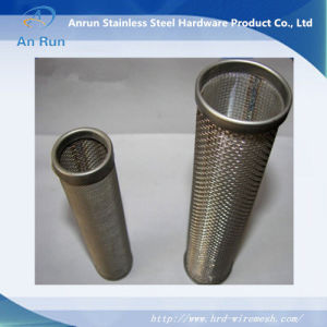 Manufacturers Selling Stock Firm Aluminum Mesh Roll Filter pictures & photos