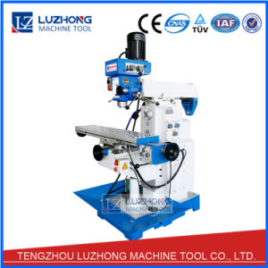 Multi-Functin Gear Drive Vertical Milling and Drilling and Milling Machine (ZX6350C ZX6350D) pictures & photos