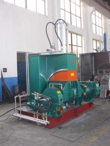 Dispersion Kneader/Rubber Dispersion Kneader/Strong Pressured Internal Mixing Machine pictures & photos
