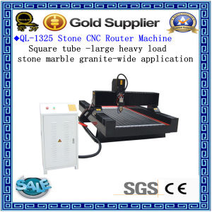 Cheap Ql-1325 CNC 4 Axis Stone Marble Carving Router Price pictures & photos