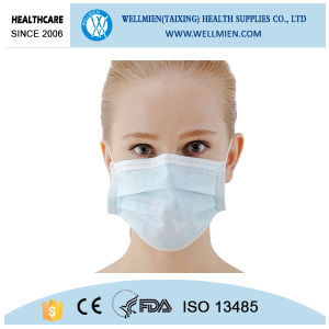 Disposable Surgical Ear Loop Face Dust Mouth Cover Masks pictures & photos