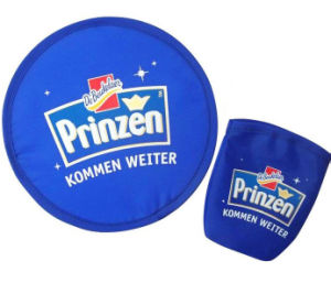 Promotional Foldable Frisbee with Customer Logo pictures & photos