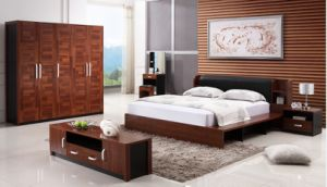 2017 Hot Sale Bedroom Bed (13b-05#)