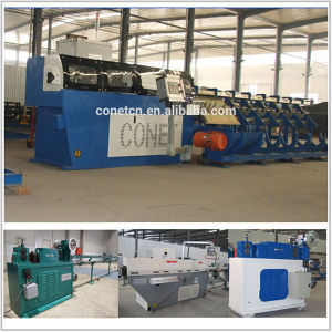 Made in China Tq1.6-6/3-12 CNC Control High Speed Automatic Steel Wire Cutting Machine pictures & photos
