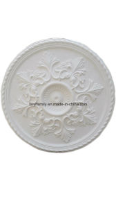 Gypsum Medallion for Ceiling Rose, Plaster Medallion pictures & photos