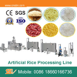 Nutritional Rice Production Line pictures & photos