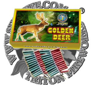 Golden Deer 26s Firecrackers/Toy Fireworks/Lowest Price pictures & photos