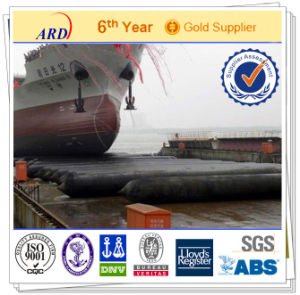 Boat Marine Inflatable Rubber Ship Launching Air Bag for Ship Landing