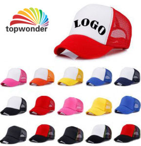 Custom Logo Mesh Trcuker Cap, Baseball Cap, Summer Cap, Sport Cap in Various Size, Material and Design pictures & photos