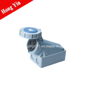 Hy-1332 Industrial Plug IP67 3p Industry Plug pictures & photos
