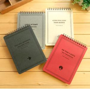 Cute Spiral Notebooks / Spiral Bound Notebook / Paper Spiral Notebook pictures & photos