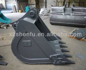 1.0cbm 21t Excavator Standard Bucket pictures & photos