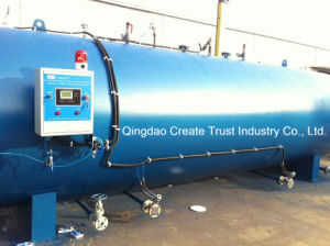 Full Automatic Control for Rubber Vulcanizer with Complete Safety Ststem pictures & photos