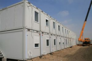 Container Office/Prefabricated Office Building pictures & photos