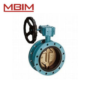 Chemical Corrosion Butterfly Valve (DN40-DN1200) pictures & photos