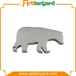 Design Logo Animal Shape Bottle Opener pictures & photos