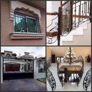 Ornamental Wrought Iron /Wrought Iron Fence Forming Machine pictures & photos