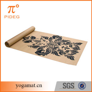 High Quality Eco Friendly PVC Yoga Mat with Full Printing pictures & photos