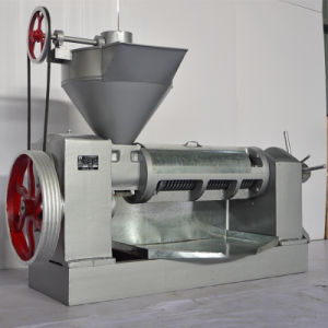 Larger Vegetable Oil Expeller Press (6YL-165) pictures & photos