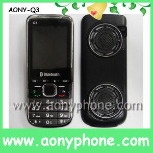 Cellular Phone Q3 with Loud Speaker