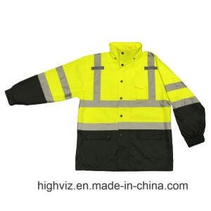 High Visibility Rainwear with ANSI107 (RW-002) pictures & photos