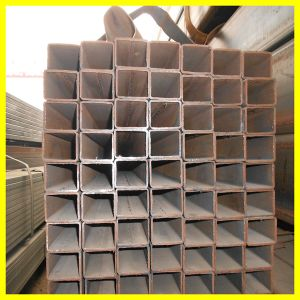 Welded Steel Pipe Square Pipe Rectangular Pipe pictures & photos
