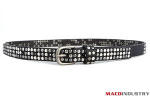 Fashion PU Studs Belt (Maco167)
