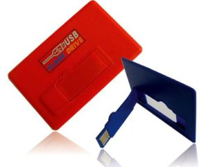 Credit Card / Name Card Flash Memory Business Gift USB Card Pen Drive (CMT-CC005) pictures & photos