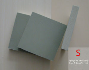9-12mm Density 0.5g/cm3 Solid Rigid WPC PVC Celuka Foam Board for Portable Toilet Making pictures & photos