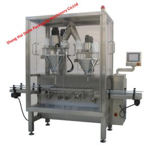 Automatic 2-Stage High Output High Accuracy Powder Packing Machine pictures & photos