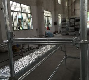 High Quality Layher Scaffolding System pictures & photos