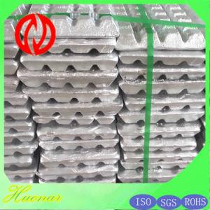Mg Ingot Magnesium Ingot Mg9993 Mg9995 Pure Magnesium Alloy Ingot pictures & photos