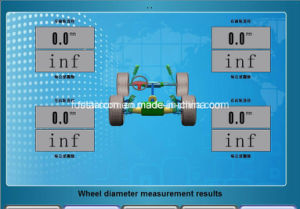 3D Wheel Aligner pictures & photos