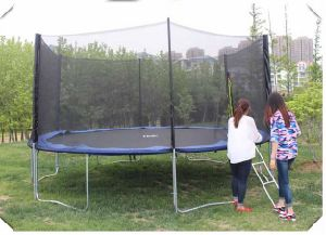 Hrt-14FT Trampoline with safety Enclosure pictures & photos
