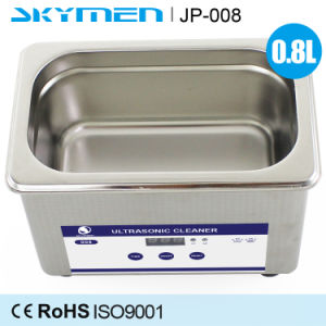 Stainless Steel SUS304 Glasses Eyewear Washing Ultrasconic Cleaner Equipment pictures & photos