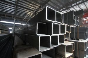 High Quality Recommend Q235/A36/Ss400 Hot Rolled Square and Rectangular Tube and Pipe pictures & photos