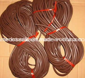 High Quality FKM/Ffkm/FPM/Aflas/Viton Rubber O Ring&High Temperature Flourrubber Gaskets pictures & photos