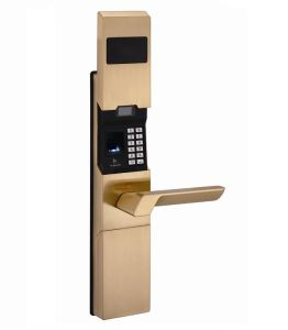 Biometric Hotel Fingerprint Door Lock Bw7010sb pictures & photos