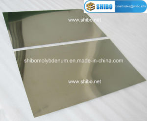 99.95% Sapphire Molybdenum Sheets pictures & photos