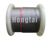1.5mm 7x19 AISI 316 Stainless Steel Strand Wire Rope and Cable