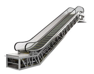 Stainless Steel Truss Escalator for Indoor Use pictures & photos