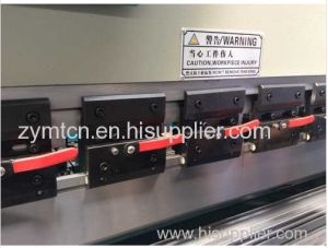 CNC Hydraulic Press Brake Bending Machine Press Brake (ZYB-80T/4000) pictures & photos