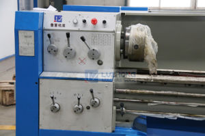 Horizontal Manual Engine Lathe Machine 220V (C6136) pictures & photos